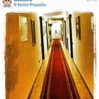 Photo taken at Hotel Pizzalto by cri m. on 6/21/2013