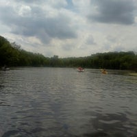 Photo taken at Sand Lake by Acru F. on 6/8/2013
