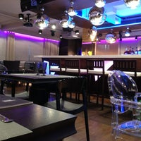 Photo taken at POSH lounge Café by Artem S. on 8/12/2013