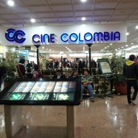 Photo taken at Cine Colombia | Multiplex Andino by Jhon M. on 9/29/2012
