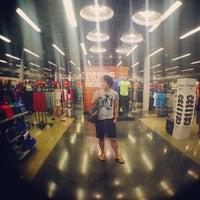 Photo taken at Nike Factory Store by Chindanai on 6/30/2014