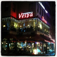 Photo taken at Ravintola Vespa by Mr Clayton on 1/1/2013