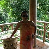 Photo taken at V Botanical Spa, The Andaman by Zaidah_aw on 1/10/2013