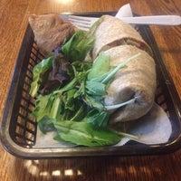 Photo taken at Govinda's Gourmet Vegetarian by PILI X. on 12/8/2013