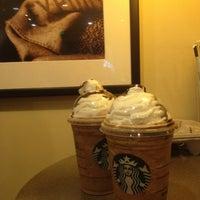 Photo taken at Starbucks by Christin C. on 4/14/2013