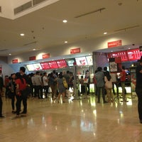 Photo taken at CGV Cinemas by riezky d. on 6/8/2013