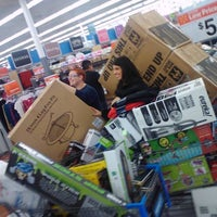 Photo taken at Walmart by Brian R. on 11/23/2012