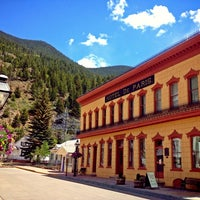 Photo taken at Georgetown, CO by Ghaith on 6/4/2013