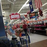 Photo taken at Walmart Supercenter by Ghaith on 2/14/2013