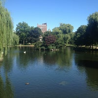 Photo prise au Boston Public Garden par Justin K. le8/15/2013