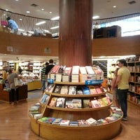 Photo taken at Livraria Cultura by Robert B. on 10/28/2012