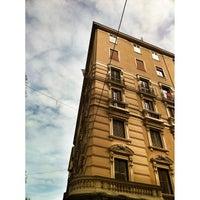 Photo taken at Viale Montenero by Giuseppe F. on 5/3/2013