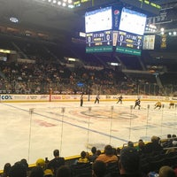 Photo taken at Dunkin' Donuts Center by Mark M. on 5/10/2013