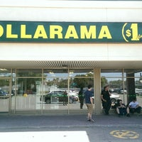 Photo taken at Dollarama by Mario A. on 6/26/2014