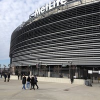 Photo taken at MetLife Stadium by James S. on 12/23/2012