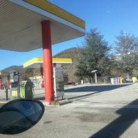 Photo taken at Area di Servizio Monte Velino Sud by Arrigo D. on 12/28/2012