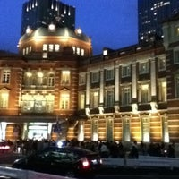 Photo taken at Tokyo Station by PiTOSSY on 10/12/2012
