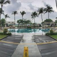 Photo taken at Sheraton Bandara Hotel by Daniel S. on 2/17/2016