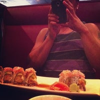 Photo taken at Fire Ninja Sushi by Heriel Jude on 6/24/2013