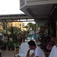 Photo taken at Moneta Butik Otel by Yavuz B. on 8/9/2013