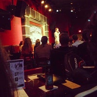 Das Foto wurde bei Gotham Comedy Club von Fredrik S. am 5/8/2013 aufgenommen