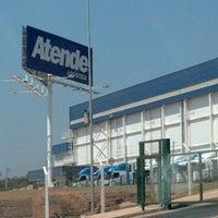 Photo taken at Atende Distribuidora by Luiz Fernando N. on 9/19/2012