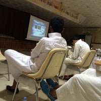 Photo taken at Ibn Baz High School by Zayed_zy on 4/12/2014