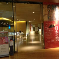 Photo taken at Suntory Museum of Art by Lynx N. on 5/3/2013