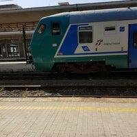 Photo taken at Stazione Reggio Calabria Centrale by Giulio M. on 5/10/2016