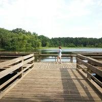 Photo taken at Lake Bailey by Kaleo M. on 7/30/2014