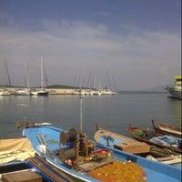 Снимок сделан в Urla Sahil пользователем Deniz K. 5/4/2013