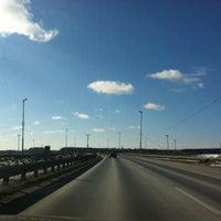 Photo taken at М-2 Симферопольское шоссе by Svetlanа A. on 3/8/2013