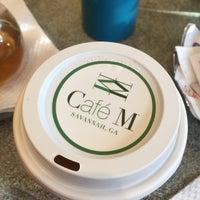 Photo taken at Cafe M by Karen on 12/16/2017
