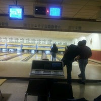 Photo taken at Norwood Bowl by Stacy B. on 10/6/2012