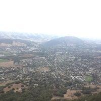 Photo taken at Bishop Peak (The Summit) by Matt on 10/12/2012