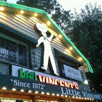 Photo taken at Little Vincent's Pizza by Kathe T. on 9/9/2013