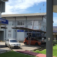 Photo taken at Pejabat Hubungan Universiti dan Industri by pâpõ on 4/6/2017