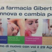 Photo taken at Farmacia Dott. Giberti by Farmacia Dott. Giberti on 8/21/2013
