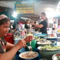 Photo taken at ตลาดนัดหมู่บ้านสมชาย by เอซี่ เ. on 1/18/2017