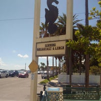 Seahorse Cafe St Pete Beach