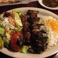 Photo taken at Pasha Mediterranean Grill by Matthew on 12/29/2012