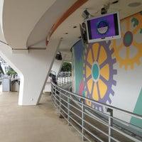 Photo taken at Walt Disney's Carousel of Progress by Matthew on 11/19/2012