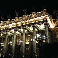 11/10/2012 tarihinde Alehziyaretçi tarafından Teatro Juárez'de çekilen fotoğraf
