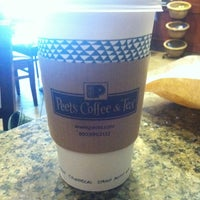 Photo taken at Peets Coffee And Tea by Kirstin on 5/17/2013