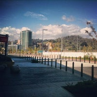 Photo taken at Mall Plaza Mirador Biobío by Oliver A. on 3/30/2013