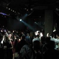 Foto tomada en MU UM por Borja R. el 12/23/2012