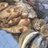 Photo taken at Qatif fish market by Menhal I. on 2/10/2017