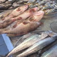 Photo taken at Qatif fish market by Menhal I. on 2/3/2017