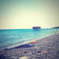 6/18/2013 tarihinde Hilal Ç.ziyaretçi tarafından Küçükkuyu Plajı'de çekilen fotoğraf