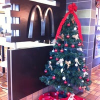 Photo taken at McDonald's by Michael G. on 11/26/2012